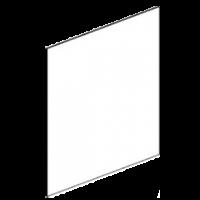 Боковина декоративная для модулей левая
