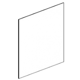 Боковина декоративная для модулей правая