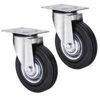 Комплект колес 125 мм в диаметре для холодильных шкафов