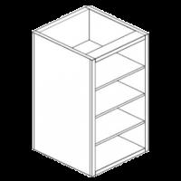 Модуль нейтральный для кассет посудомоечных машин