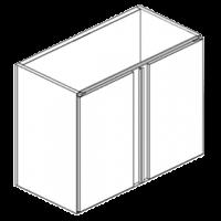 Модуль нейтральный с дверями