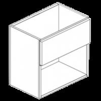 Модуль нейтральный с широкой верхней стяжкой