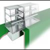 Нейтральные витрины и прилавки