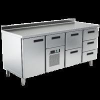 Охлаждаемый стол под GN 2/3 1800x600x850