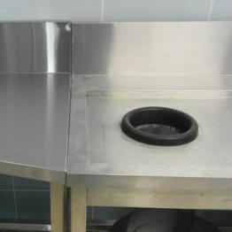 Резиновое кольцо на отверстие для сбора отходов (к производственному столу)