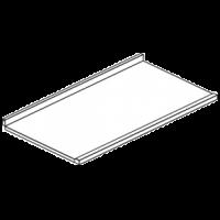 Столешница с бортом 40 мм для модулей