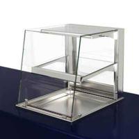 Охлаждаемая витрина Drop-in с наклонным стеклом